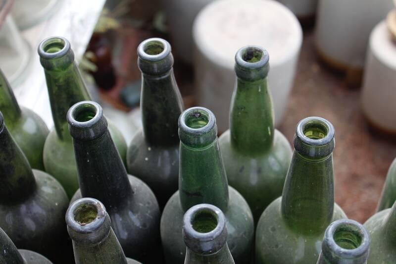 Cenosillicafobie de angst voor een leeg glas bier